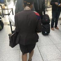 Photo taken at TSA Security Screening by iChhann on 12/16/2016