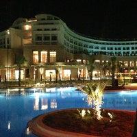 7/22/2013 tarihinde Cuneyt D.ziyaretçi tarafından Kaya Palazzo Golf Resort'de çekilen fotoğraf