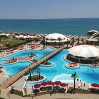 7/23/2013 tarihinde Cuneyt D.ziyaretçi tarafından Kaya Palazzo Golf Resort'de çekilen fotoğraf