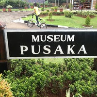 Photo taken at Museum Pusaka by Alwin D R. on 5/25/2013