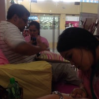 Photo taken at Nails & Lashes Corner by Angeli C. on 6/13/2015