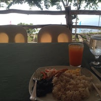 Photo taken at Almont Beach Resort by Angeli C. on 4/14/2015