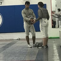 Photo taken at Capital National Fencing by Barbara D. on 9/8/2017