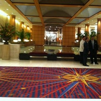 Photo taken at JW Marriott Washington, DC by Barbara D. on 10/4/2012