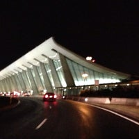 Photo taken at Washington Dulles International Airport (IAD) by Barbara D. on 10/12/2013