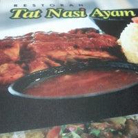 Photo taken at Restoran Tat Nasi Ayam by jo h. on 11/14/2012