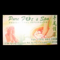 Pure Foot & Spa