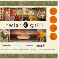 Photo taken at twist & grill by david s. on 3/31/2014