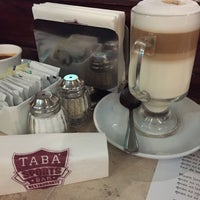Photo taken at Taba Café by Nelson R. on 5/16/2016