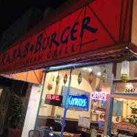 Photo taken at Kabab Burger by Dark I. on 12/19/2017