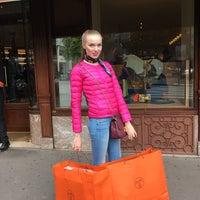 Photo taken at Hermès by Алина М. on 10/1/2016