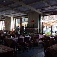 Photo taken at Pizzeria Zio Ciro by Edouard 5. on 10/29/2013