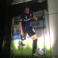 1/16/2013にshogo h.がサッカーショップKAMO 原宿店で撮った写真