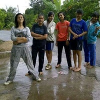 Photo taken at Istana Water Park by Pegyta R. on 7/3/2014