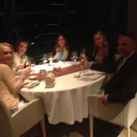 Photo taken at Asiachi Restaurant at Amathus Beach Hotel Limassol by Martin H. on 4/11/2013