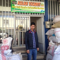 Photo taken at aslan ticaret by Mehmet A. on 10/22/2014