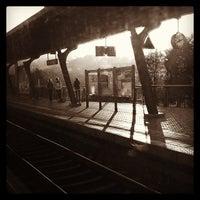 Das Foto wurde bei Bahnhof Jena West von DC am 10/3/2013 aufgenommen
