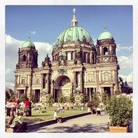 8/28/2013 tarihinde DCziyaretçi tarafından Berlin Katedrali'de çekilen fotoğraf