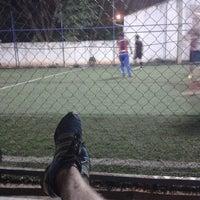 Photo taken at Alto fútbol by Alex Q. on 3/14/2014