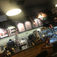 Photo taken at Starbucks by Havva G. on 5/4/2017