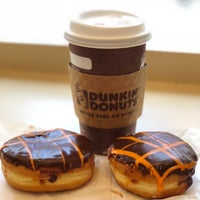 Photo taken at Dunkin' Donuts by Михаил П. on 11/10/2017