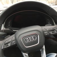 Photo taken at Audi Центр Львів by Михаил П. on 2/18/2017