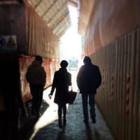 Photo taken at Corso Vittorio Emanuele II by Luca V. on 12/24/2013