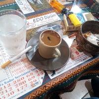 Photo taken at Edo dürüm cafe by Samed Ş. on 10/17/2014