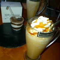Photo taken at Coffee Toffee by rieza d. on 7/1/2012