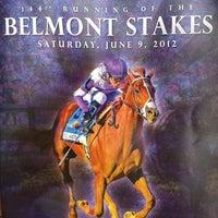 Das Foto wurde bei Belmont Park Racetrack von Eric W. am 6/10/2012 aufgenommen