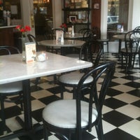 Photo taken at Main St. Cafe & Bakery by Kathy W. on 2/18/2012