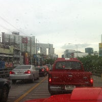 Photo taken at Ratchayothin Intersection by Miewky P. on 7/9/2012