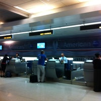 Photo taken at Miami International Airport Security Division by Ej T. on 7/18/2012