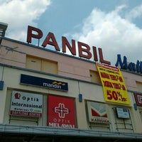 Photo taken at Panbil Mall by Yopie A. on 2/22/2012