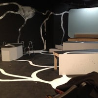 Photo taken at Callan Studio Theatre by Michael C. on 3/18/2012