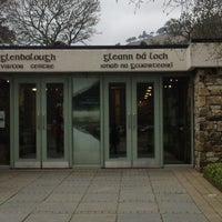 Photo taken at Glendalough Visitor Centre by Daniel T. on 4/13/2013