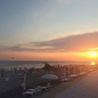 Снимок сделан в Самый южный пляж России пользователем Roman R. 8/16/2015