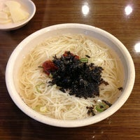 Photo taken at 명동할머니국수 by 장정규, C. on 1/9/2013