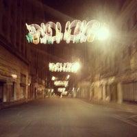 Photo taken at Avenida Joana Angelica by Ibsen B. on 12/9/2012