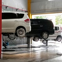 Photo taken at Auto Spa (Car Care Services) by Sunsun L. on 1/30/2014