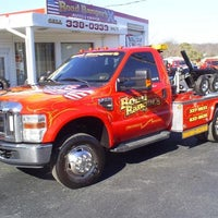 Photo taken at Road Ranger's Auto & Truck Sales & Service by Mary L. on 2/15/2016