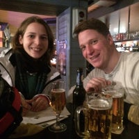 Photo taken at Time out Pub Adelboden by Marc J. on 12/28/2014