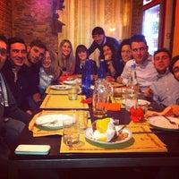 Photo taken at La Taverna Di Pino by Andrea B. on 12/21/2013