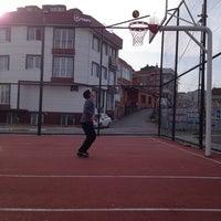 Photo taken at Basket Sahasi by Nilgün L. on 3/23/2014