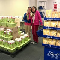 Photo taken at Lindt Chocolate by Sara C. on 10/20/2013