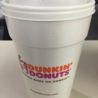 Photo taken at Dunkin' Donuts by Timothy C. on 9/28/2015