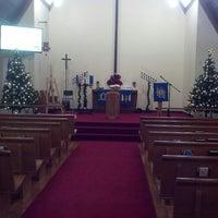 Photo taken at Trinity Lutheran Church by Jacob H. on 12/27/2013