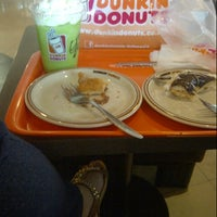 Photo taken at Dunkin Donuts by Lisa F. on 1/10/2015