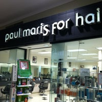 Photo taken at Paul Maris For Hair by Marilyn B. on 1/22/2013