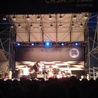 Foto scattata a Casa del Jazz da antonio p. il 7/2/2013